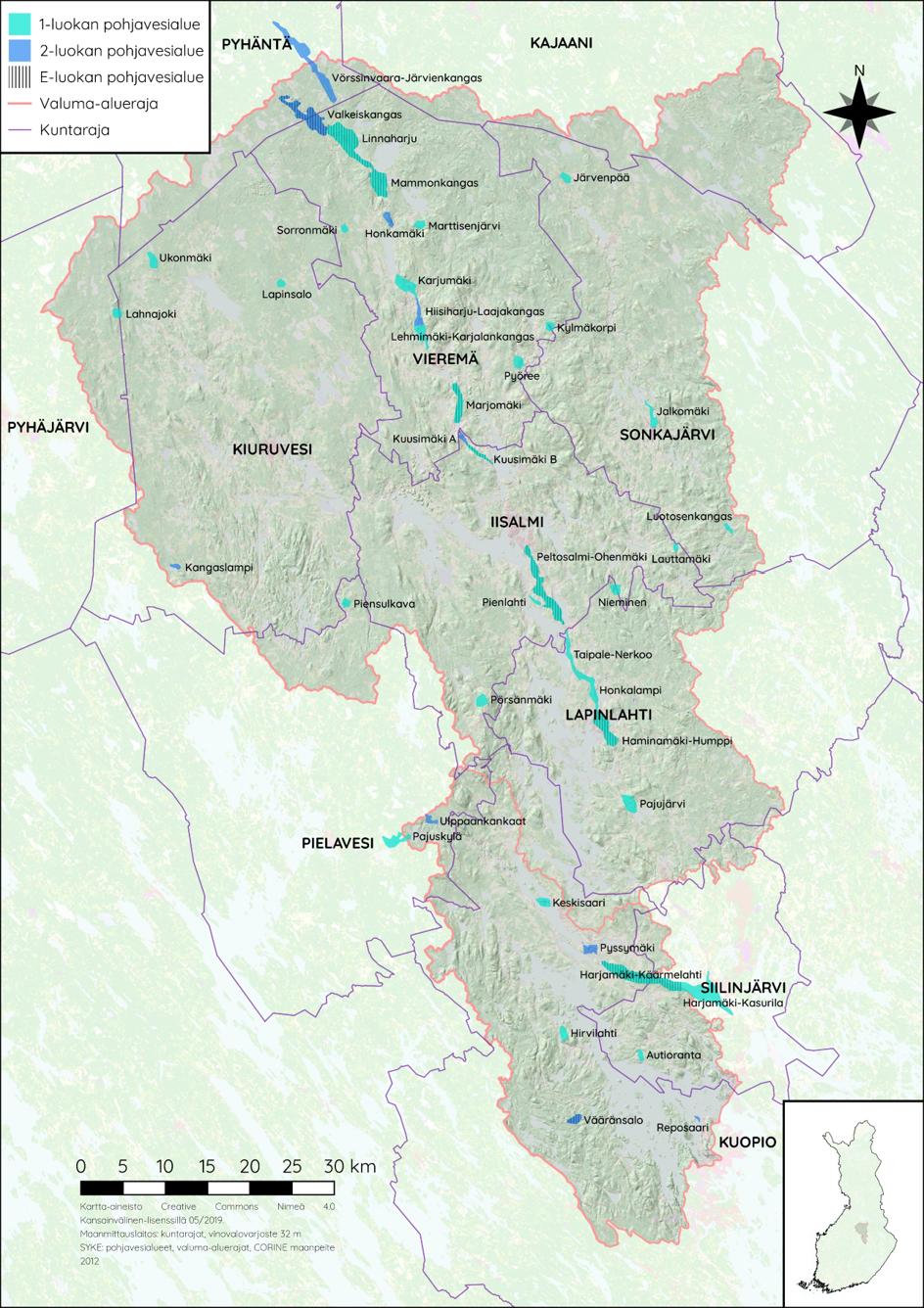 Pohjavesikartta