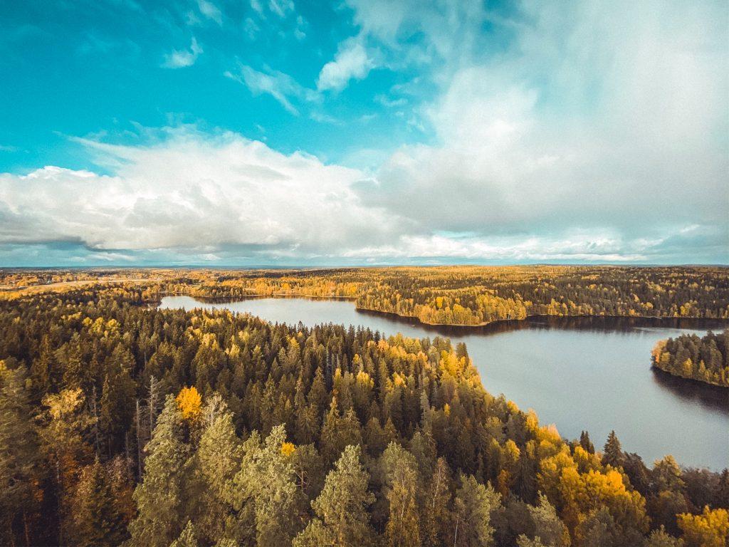 Suomalaista maisemaa